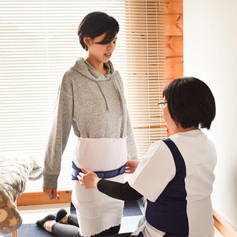 産前 ベルト トコ ちゃん トコちゃんベルトなら産前・産後に使えて腰痛を早く治してくれる